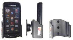 Support voiture  Brodit Samsung Omnia Pro B7610  passif avec rotule - Pour un montant position fermée. Réf 511098