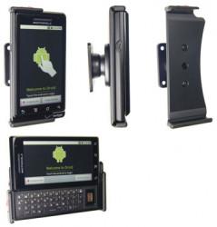 Support voiture  Brodit Motorola Droid (CDMA)  passif avec rotule - Avec la fonction Car Dock. Réf 511104