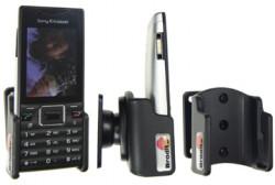 Support voiture  Brodit Sony Ericsson Elm  passif avec rotule - Réf 511134