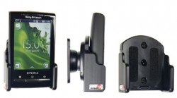 Support voiture  Brodit Sony Ericsson Xperia X10 mini  passif avec rotule - Réf 511155