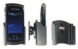 Support voiture  Brodit Sony Ericsson Vivaz Pro  passif avec rotule - Pour un montant position fermée. Réf 511157
