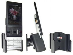 Support voiture  Brodit Sony Ericsson Hazel  passif avec rotule - Pour position ouverte. Réf 511158
