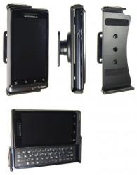 Support voiture  Brodit Motorola Droid 2  passif avec rotule - Réf 511185