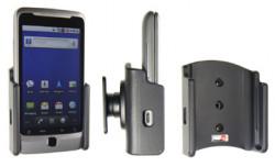 Support voiture  Brodit HTC Desire Z  passif avec rotule - Seulement pour une position fermée verticale. Réf 511200