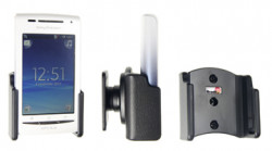 Support voiture  Brodit Sony Ericsson X8  passif avec rotule - Réf 511206