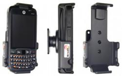 Support voiture  Brodit Motorola ES400  passif avec rotule - Pour appareil avec batterie standard et étendu. Réf 511208