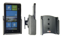 Support voiture  Brodit HTC HD7  passif avec rotule - Réf 511220