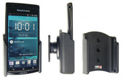 Support voiture  Brodit Sony Ericsson Xperia arc  passif avec rotule - Réf 511249