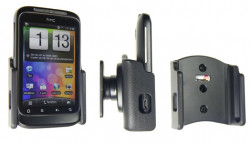 Support voiture  Brodit HTC Wildfire S  passif avec rotule - Réf 511256