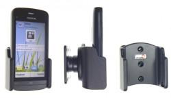 Support voiture  Brodit Nokia C5-03  passif avec rotule - Réf 511262