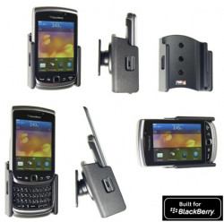 Support voiture  Brodit BlackBerry Torch 9810  passif avec rotule - Réf 511272