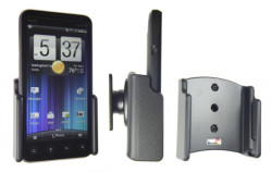 Support voiture  Brodit HTC EVO 3D  passif avec rotule - Réf 511278