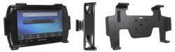 Support voiture  Brodit Motorola ET1  passif avec rotule - Pour l'unité sans dragonne. Réf 511285