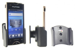 Support voiture  Brodit Sony Ericsson Xperia Ray  passif avec rotule - Réf 511293
