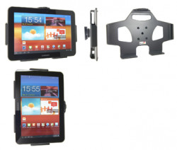 Support voiture  Brodit Samsung Galaxy Tab 8.9 GT-P7300  passif avec rotule - Réf 511300