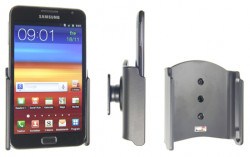 Support voiture  Brodit Samsung Galaxy Note GT-N7000  passif avec rotule - Réf 511303