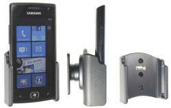 Support voiture  Brodit Samsung Focus Flash SGH-I677  passif avec rotule - Réf 511314