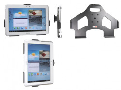 Support voiture  Brodit Samsung Galaxy Tab 2 10.1  passif avec rotule - Réf 511415