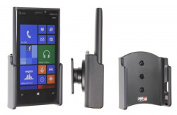 Support voiture  Brodit Nokia Lumia 920  passif avec rotule - Réf 511462