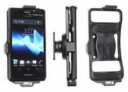Support voiture  Brodit Sony Xperia T  passif avec rotule - Réf 511473