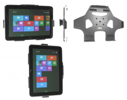 Support voiture  Brodit HP ElitePad 1000 10.1  passif avec rotule - Réf 511492