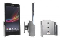 Support voiture  Brodit Sony Xperia Z  passif avec rotule - Réf 511495