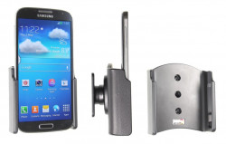 Support voiture  Brodit Samsung Galaxy S4 GT-I9505  passif avec rotule - Réf 511526