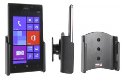 Support voiture  Brodit Nokia Lumia 925  passif avec rotule - Réf 511546
