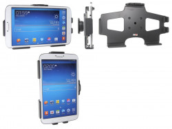 Support voiture  Brodit Samsung Galaxy Tab 3 8.0 SM-T3100  passif avec rotule - Réf 511548