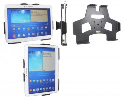 Support voiture  Brodit Samsung Galaxy Tab 3 10.1 GT-P5200  passif avec rotule - Réf 511549