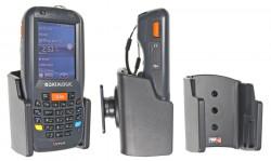 Support voiture  Brodit Datalogic LYNX  passif avec rotule - Pour appareil avec batterie standard et étendu. Réf 511567