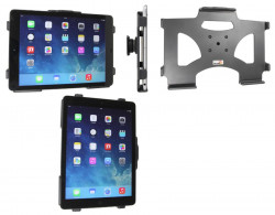 Support voiture  Brodit Apple iPad Air  passif avec rotule - Réf 511577