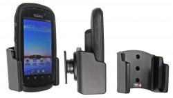 Support voiture  Brodit Toughshield R500  passif avec rotule - Pour appareil avec batterie standard et étendu. Réf 511588