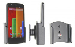 Support voiture  Brodit Motorola Moto G  passif avec rotule - Réf 511599