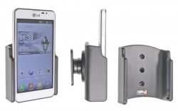 Support voiture  Brodit LG Optimus F5  passif avec rotule - Réf 511607