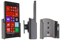Support voiture  Brodit Nokia Lumia 930  passif avec rotule - Réf 511613