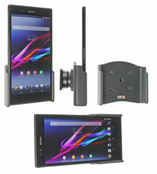 Support voiture  Brodit Sony Xperia Z Ultra  passif avec rotule - Réf 511618