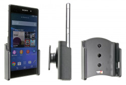 Support voiture  Brodit Sony Xperia Z2  passif avec rotule - Réf 511635