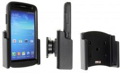 Support voiture  Brodit Samsung Galaxy S4 Active GT-I9295  passif avec rotule - Pour  étui Otterbox Defender (non livré). Réf 511640