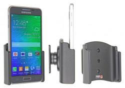 Support voiture  Brodit Samsung Galaxy Alpha  passif avec rotule - Réf 511658