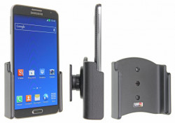 Support voiture  Brodit Samsung Galaxy Note 3 Neo  passif avec rotule - Réf 511664