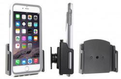 Support voiture Apple iPhone 6Plus/6SPlus/7Plus/8Plus/X/Xs/Xs Max passif. Pour appareil avec étui de dimensions: Larg: 75-89 mm, épaiss.: 6-10 mm. Réf 511698