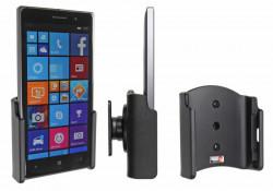 Support voiture  Brodit Nokia Lumia 830  passif avec rotule - Réf 511702