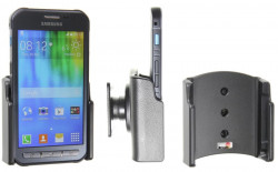 Support voiture  Brodit Samsung Galaxy Xcover 3  passif avec rotule - Réf 511736