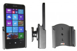 Support voiture Brodit Microsoft Lumia 640 passif avec rotule - Réf 511746