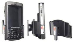 Support voiture  Brodit HP iPAQ 600 Series Business Navigator  passif avec rotule - Pour appareil avec batterie standard et étendu. Réf 848857