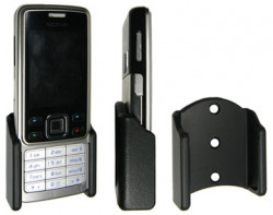 Support voiture  Brodit Nokia 6300  passif - Réf 870131