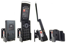 Support voiture  Brodit Sony Ericsson W980  passif avec rotule - Réf 875253