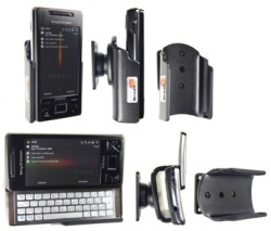 Support voiture  Brodit Sony Ericsson Xperia X1  passif avec rotule - Réf 875266
