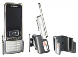 Support voiture  Brodit Samsung SGH-G800  passif avec rotule - Pour position ouverte. Réf 875267